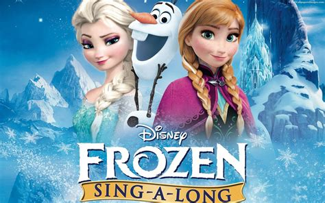 ana si elsa film tradus frozen sing a long version full hd fondo de pantalla and