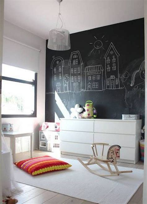 chalkboard paint ideas for playroom creating a stylish playroom the interior collective