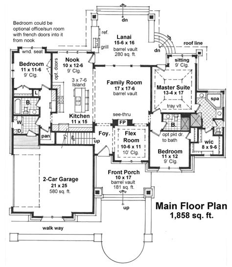 Bhg Floor Plans featured house plan bhg 9670