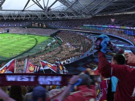 west ham united stadium london building e architect