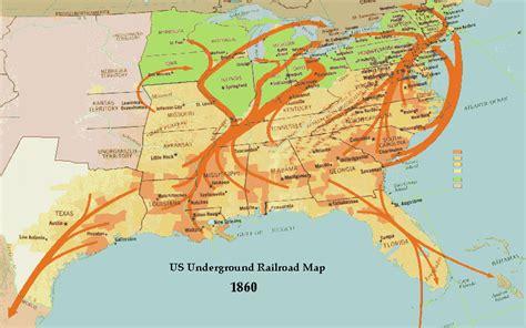 us map underground railroad underground railroad maps