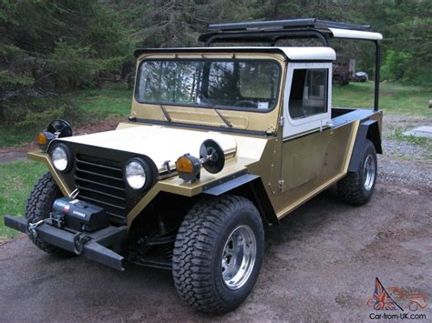 custom willys jeepster m151a2 mutt custom jeep m151 willys am general