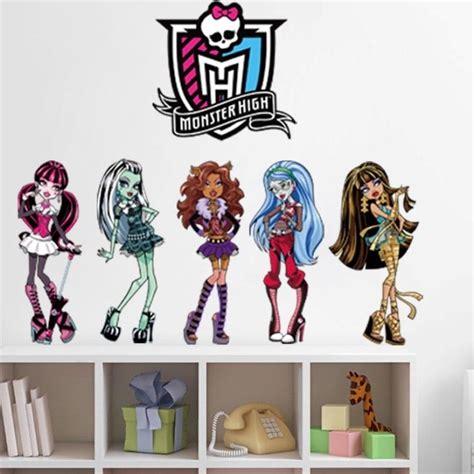 Fathead Wall Sticker monster high girls wall decal removable stickers decor art