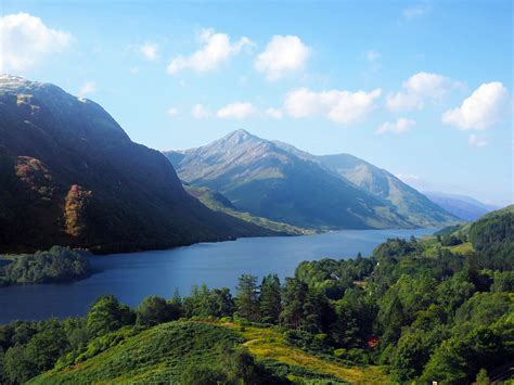 scotland itinerary  sights  attractions
