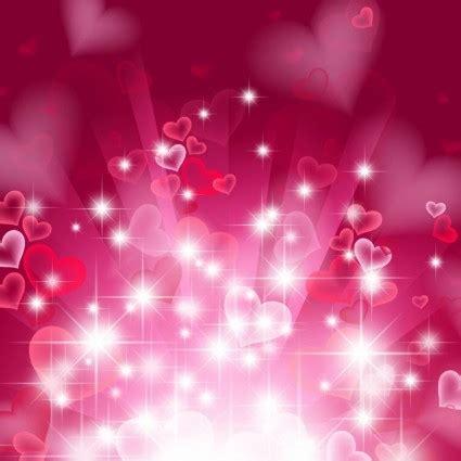 Lu Natal Warna Warni Bentuk Bintang jantung abstrak latar belakang merah muda vektor abstrak
