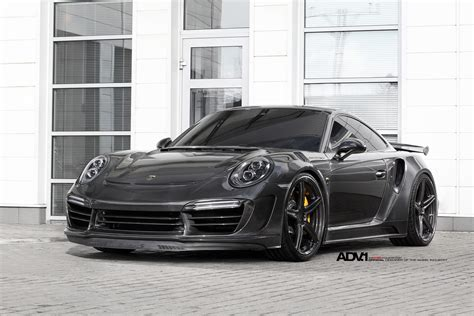 Porsche 911 Limited Edition by Topcar Releases A Limited Edition Porsche 911 Stinger