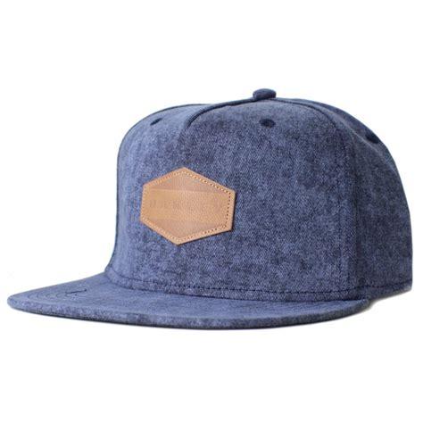 Snapback Hat Drone Crew Imbong oakley drone acid cap blue denim snapback adjustable leather logo hat