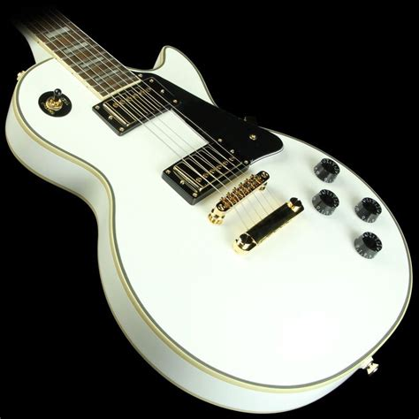 my new epiphone les paul custom alpine white mylespaul epiphone les paul custom pro alpine white eletrolegal