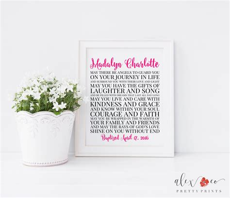 7 Beautiful Christening Gifts by Baptism Gift Baby Dedication Gift Baby Christening Gifts