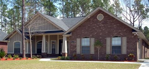 Small Home Builders Pensacola Fl New Construction Homes In Pensacola Florida And