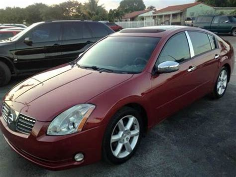 ideal nissan nissan maxima for sale car news and accessories