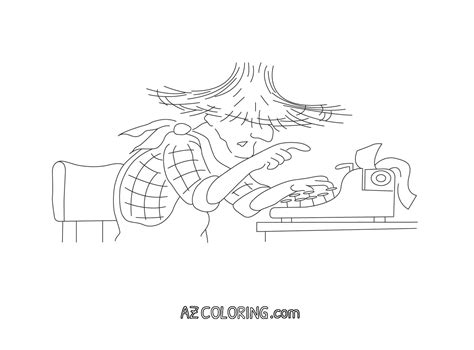 click clack moo cows that type coloring pages coloring home