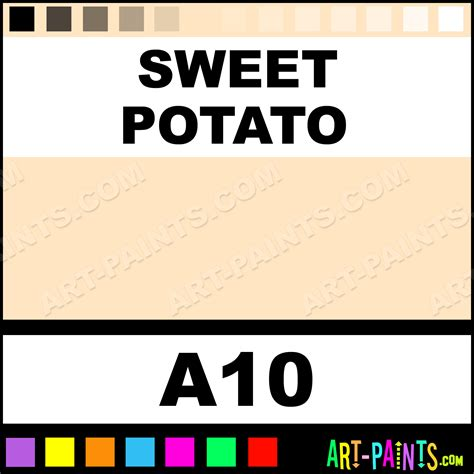 sweet potato casual colors spray paints aerosol decorative paints a10 sweet potato paint