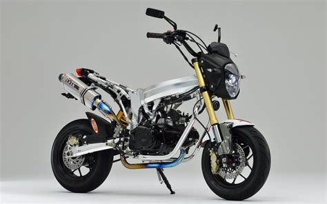 is the honda grom racing caf 232 honda grom by gcraft
