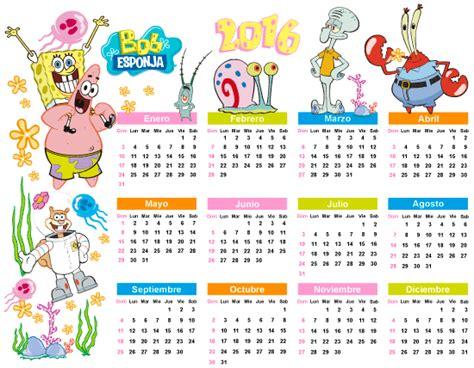 Calendario Y Sus Animales Calendarios 2016 Con Dibujos Para Ni 241 Os Para Descargar E