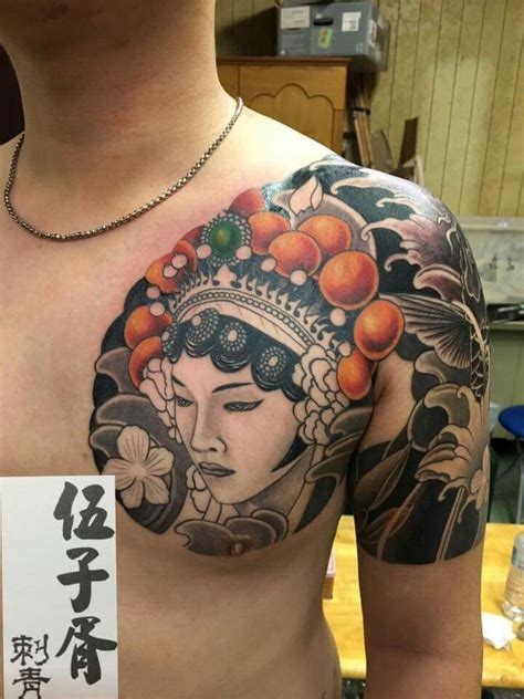 geisha china tattoo 158 best geisha tattoos images on pinterest geishas