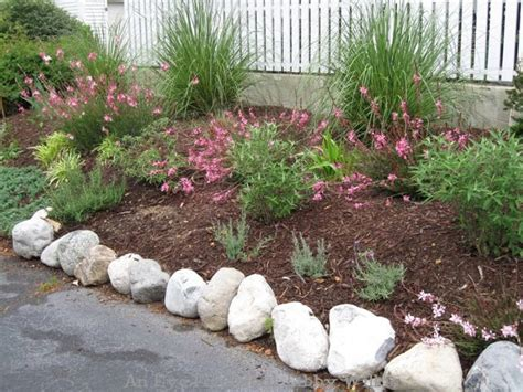 Landscape Edging With Boulders Garden Edging How To Do It Like A Pro