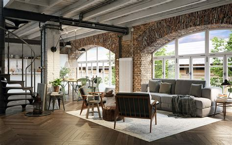 6 things to before for an industrial loft in