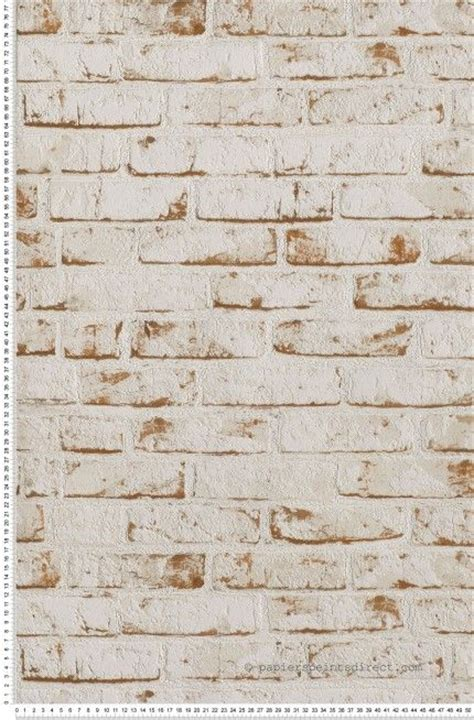 Papier Peint Industriel 487 by 17 Meilleures Id 233 Es 224 Propos De Briques Blanches Sur