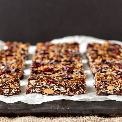 top 10 healthiest granola bars 10 best diy healthy granola bars