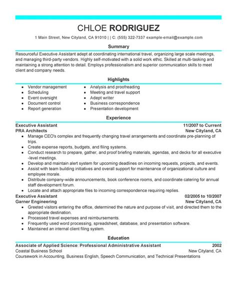 Job Resume Qualifications Examples by Inspiration On Administrative Assistant Resume Resume 2018