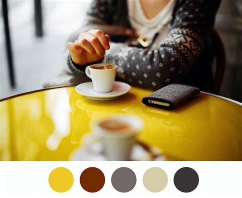 {the Colors Of Happiness} A Coffee Break This Little