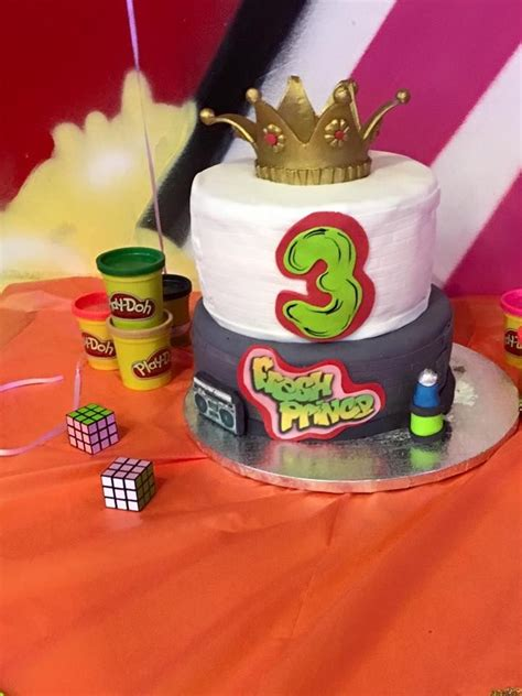 fresh prince themed birthday cake fresh prince themed childrens birthday party prince