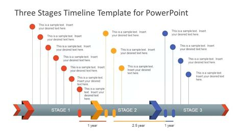 Template Powerpoint 2010 Timeline Template Timeline Template In Powerpoint 2010