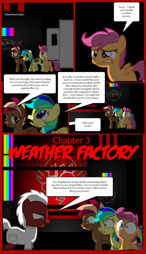 Good Toaster Rainbow Factory Comic Out Rainbow Factory Fimfiction