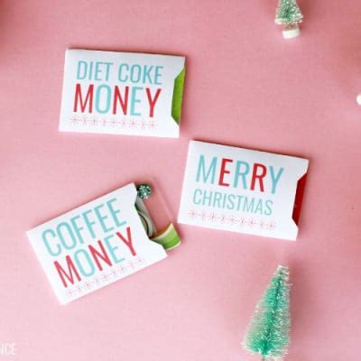 Funny Gift Card Holders - christmas pretty providence