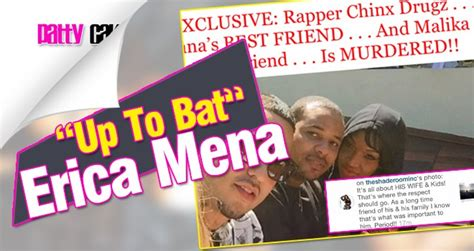 mediatakeout 2015 chinx did erica mena just check malika haqq for her tribute to