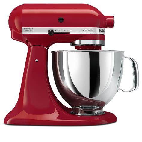 Review of KitchenAid Artisan Series 5 Quart Stand Mixer