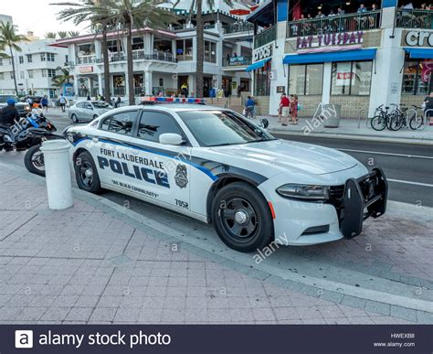 Car Lawyer In Fort Lauderdale by Fort Lauderdale Enforcement Vehicle Parked On