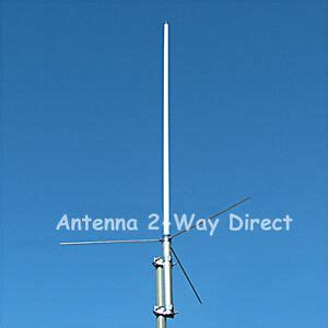 vhf base station antenna 2 meter murs repeater commercial ebay