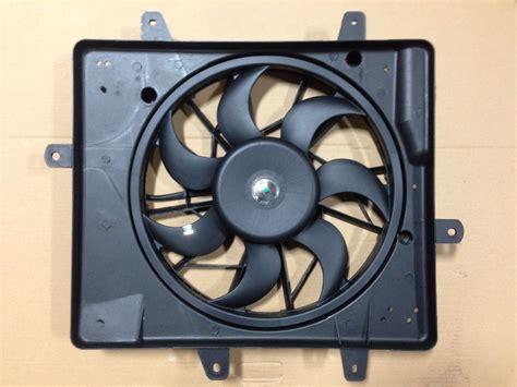 2002 pt cruiser fan new oem replacement fan assy for chrysler pt