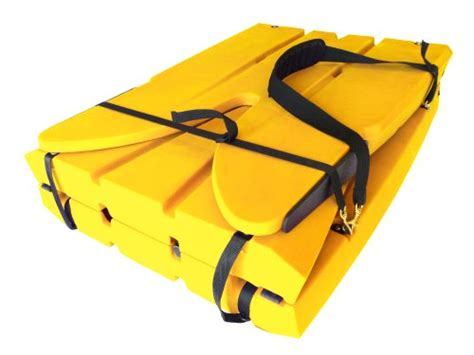 Origami Paddler - origami paddler folding stand up paddleboard mango yellow