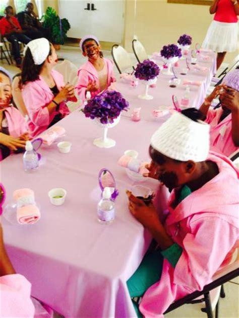 Spa girl theme birthday party   Birthday Party Ideas & Themes
