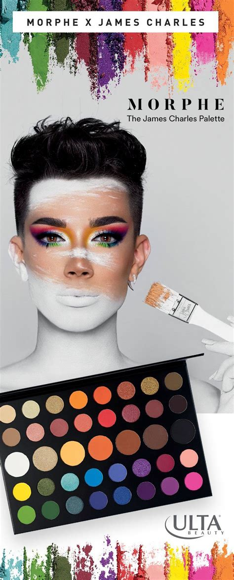 james charles palette price ulta the james charles palette in 2019 eyebrows tutorial