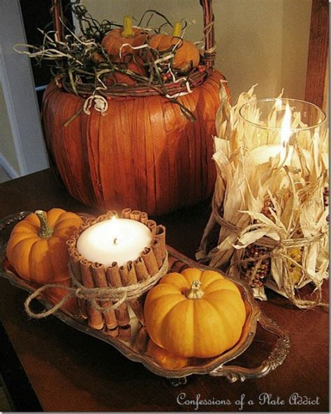 fall table decorating ideas 26 great fall table decorating ideas style motivation