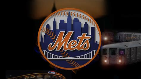 New York Mets Wallpaper Iphone All Hp ny mets logo wallpaper wallpapersafari