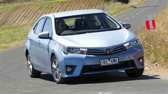 Toyota Corolla Review 2014 Toyota Corolla Review And Road Test Caradvice