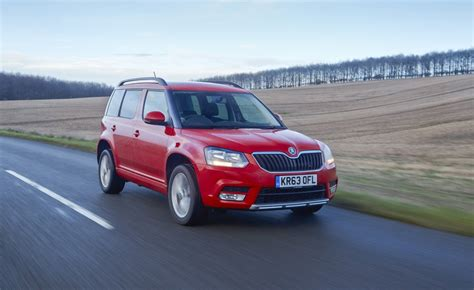 skoda yeti  car review eurekar