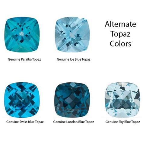 topaz colors 25 best ideas about blue topaz on what