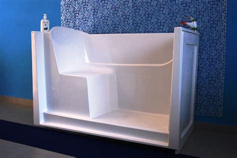 doccia facile sicurbagno vasche con sportello