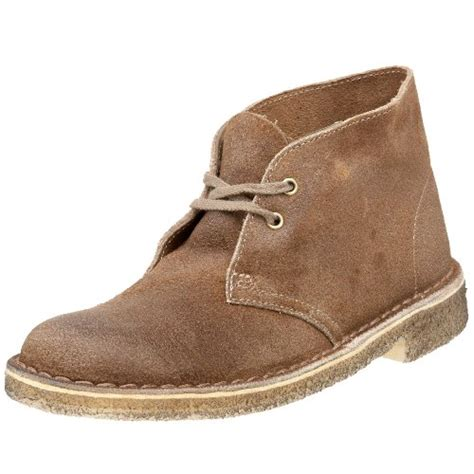 clarks originals s desert lace up boot taupe 9 5 m