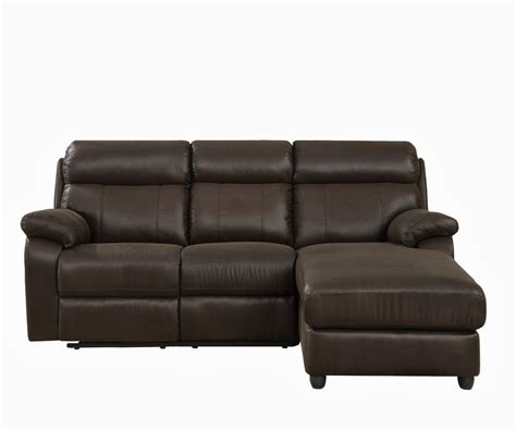 Small Sectional Sofas Reviews Small Leather Sectional Sofa