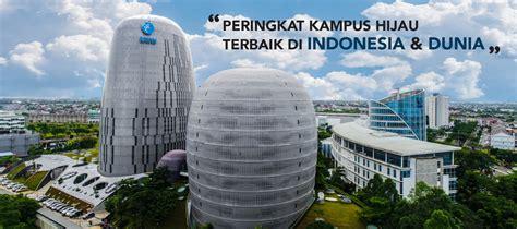 fakultas desain komunikasi visual terbaik di jakarta umn raih peringkat kus hijau terbaik di indonesia dan