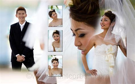 Wedding Album Malaysia by David And Sally S Montage Wedding Album Design Wedding At