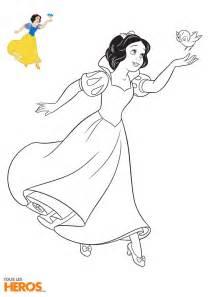 coloriages disney princesses tous les heros