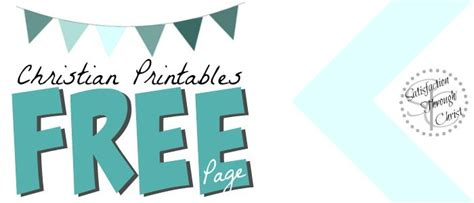 Free Printable Christian Images